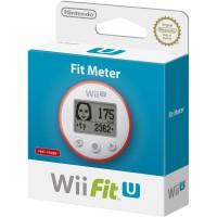 Wii U Fit Meter piros-fehér