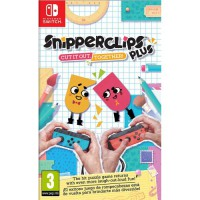 Nintendo Switch Snipperclips Plus: Cut it out, together! Előrendelés