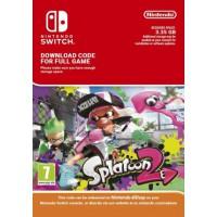 Nintendo Switch Splatoon 2 Letöltőkód