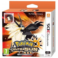 Pokémon Ultra Sun Fan Edition (3DS)