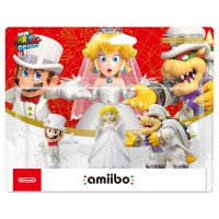 Super Mario - Wedding 3 Set