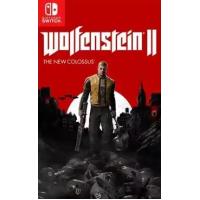 Nintendo Switch Wolfenstein II: The New Colossus Előrendelés