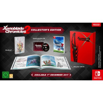 Nintendo Switch Xenoblade Chronicles 2 Limited Edition