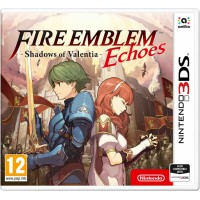 Fire Emblem Echoes Shadows of Valentia (3DS)