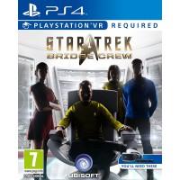 Star Trek Bridge Crew (VR)(PS4)