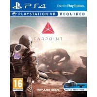 Farpoint VR (PS4)(VR)