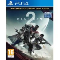 Destiny 2 + poszter (PS4)