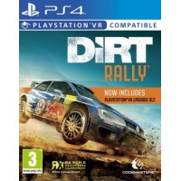 Dirt Rally (VR)(PS4)