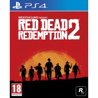 Red Dead Redemption 2 Előrendelés (PS4)