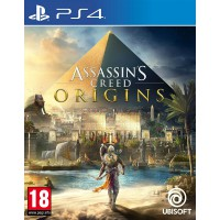 Assassin s Creed Origins Előrendelés (PS4)