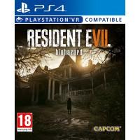 Resident Evil 7 Biohazard (PS4)(VR)