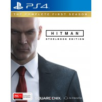 Hitman The Complete First Season Steelbook Edition (PS4)