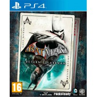 Batman Return to Arkham (PS4)