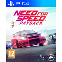 Need for Speed Payback Előrendelés (PS4)