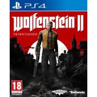 Wolfenstein II The New Colossus Előrendelés (PS4)