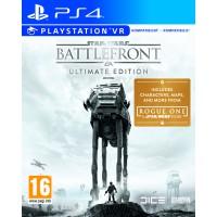 Star Wars Battlefront Ultimate Edition (PS4)(VR)
