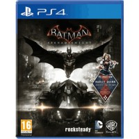 Batman Arkham Knight + poszter (PS4)