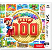3DS Mario Party: The Top 100 Előrendelés