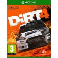 Dirt 4 Day One Edition + ajándék poszter (XOne)