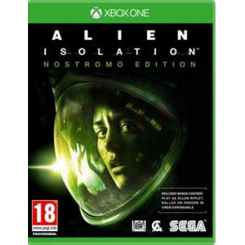 Alien Isolation Nostromo Edition (XboxOne)