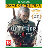 The Witcher 3 Wild Hunt Game of the Year Edition (Xbox One)